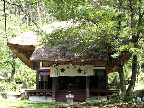 観龍寺の写真