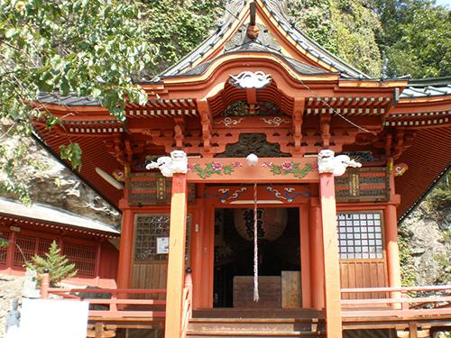 宝蔵寺の写真