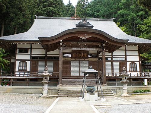 盛泉寺のイメージ