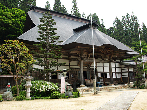満願寺の写真