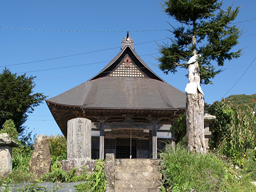 西照寺のイメージ